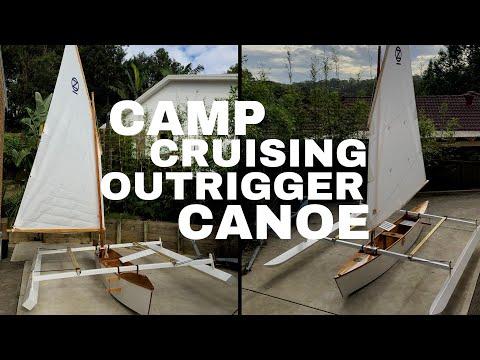 Wa'apa balanced lugsail double outrigger rigging details