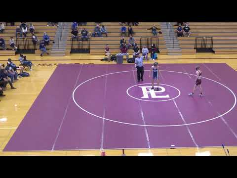 Papillion-La Vista H vs. Elkhorn South High School Boys JV JV Mens' Wrestling