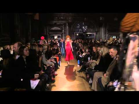 Giles   Fall Winter 2013/2014 Full Fashion Show   Exclusive