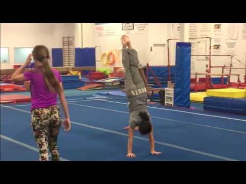 Acrobatics Classes (5-15 years) - Pickering Athletic Centre - Pickering, ON