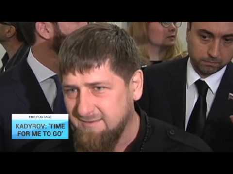 Kadyrov Says Time to Go: Chechen leader states he wants to step down