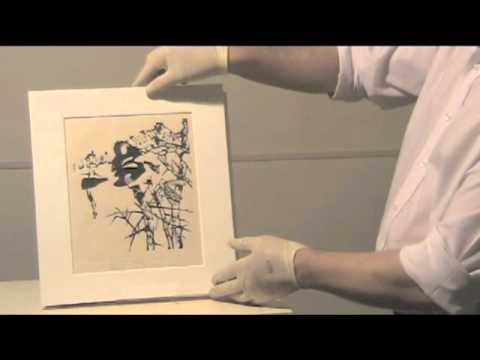 lino cut artwork explained, nature in art