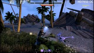 AMD HD 7850 The Elder Scrolls Online Beta Benchmark Review 1080p Max