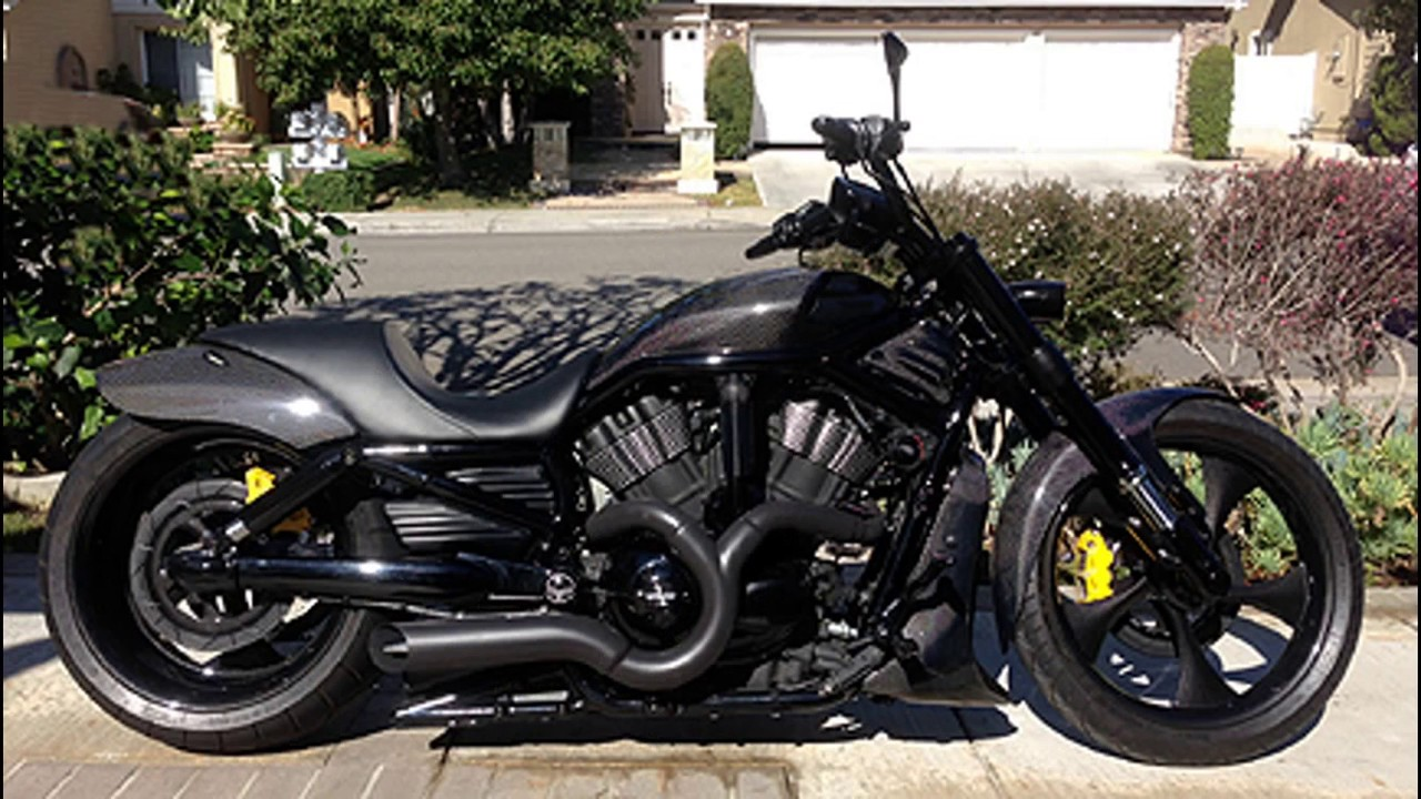 harley davidson custom v rod muscle edition youtube. Black Bedroom Furniture Sets. Home Design Ideas