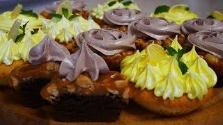 видео Капкейки – лучшее печенье к Новому году