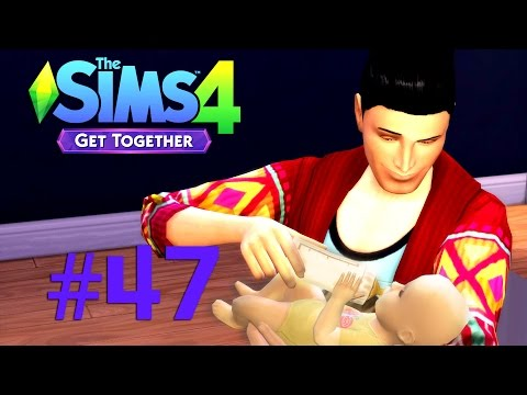 Yuki e mamica | The Sims 4 Get Together | Episodul 47