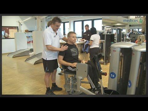 Ambulante Rehabilitation im medicos.AufSchalke