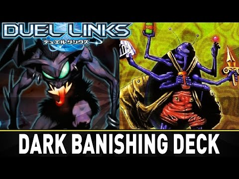 DARK BANISH DECK ft. Skull Lair & Doomsday | YuGiOh Duel Links Mobile w/ ShadyPenguinn