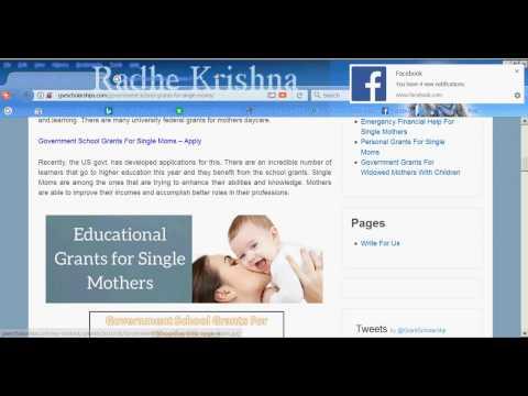 government-school-grants-for-single-moms