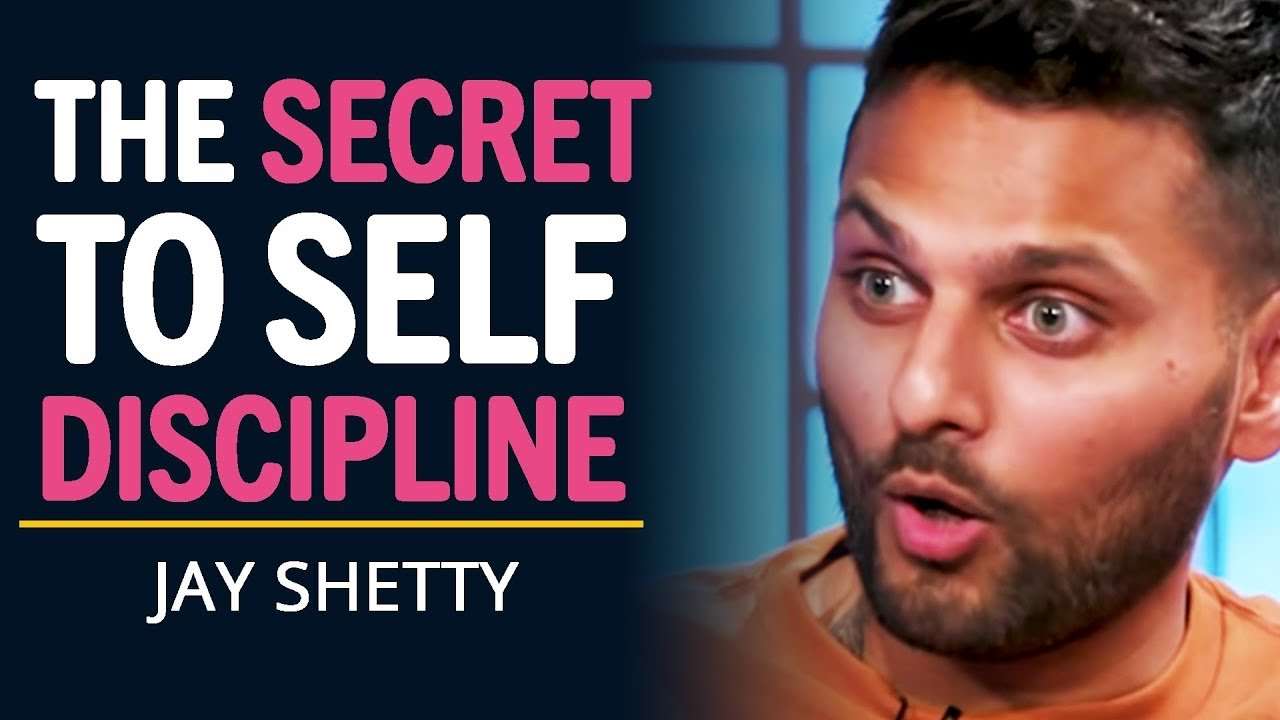 Download DO THIS To Never Be LAZY AGAIN! (Master Self-Discipline)| Jay Shetty