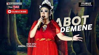 Abot Demene Devi Ayu Aneka Tunggal