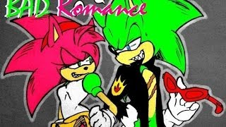 Canciones de Sonic Songs | Rosy The Rascal X Scrouge (Scrousy) | Bad Romance (Sub Español)