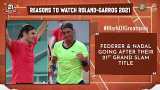 Roland Garros 2021: Can't Miss This!