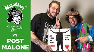 Nardwuar vs. Post Malone