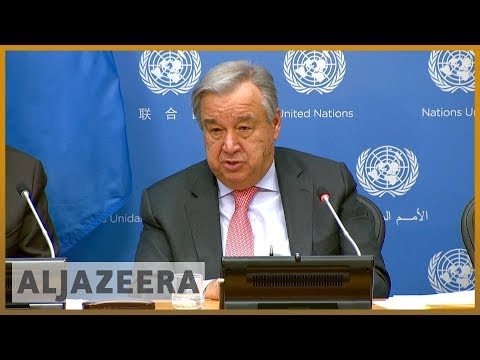 🇨🇳 China human rights UN chief silent on Uighur plight | Al Jazeera English