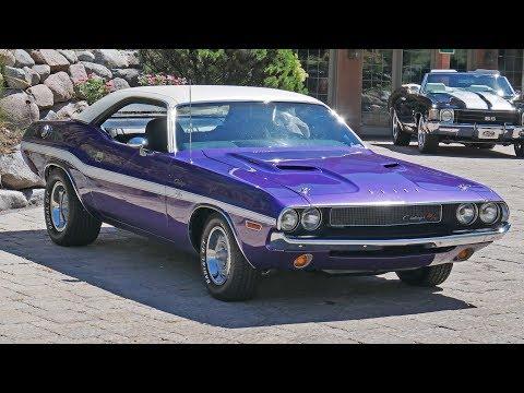 V18057 - 1970 Dodge Challenger R/T