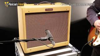 Fender Blues Junior NOS Lacquered Tweed 15W 1x12 Combo