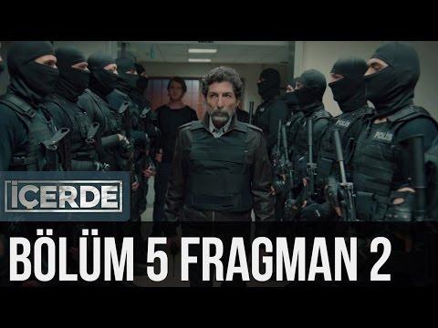 İçerde 5. Bölüm 2. Fragman