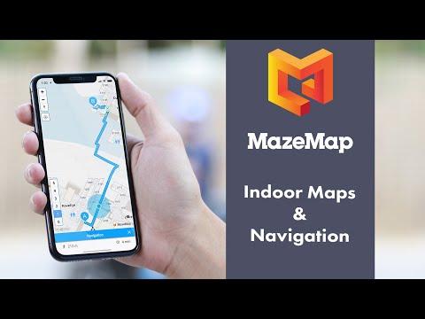 Mazemap Indoor Maps Navigation
