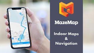 MazeMap Indoor Maps & Navigation thumbnail