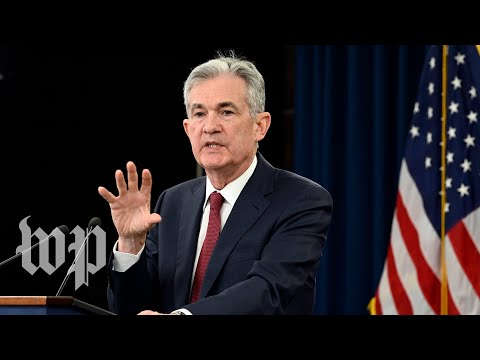 Watch Live: Fed Chair Powell Speaks After Interest Rate Decision