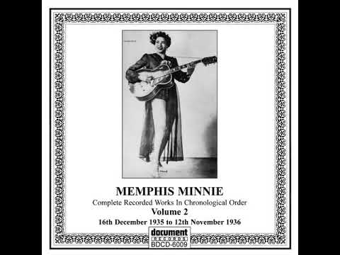 Black Cat Blues (take 1) - Memphis Minnie