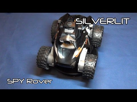 Silverlit SPY Rover Review