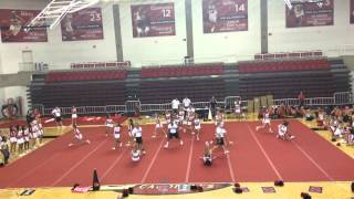 University of Louisville Small Co-Ed 2014