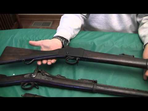 Swiss Vetterli Rifles a short history and overview
