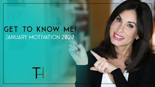 Get To Know ME - My Thoughts On New Year's Resolutions | January Motivation 2020