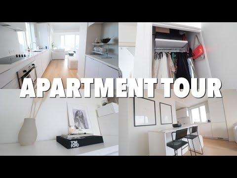 MY BOSTON APARTMENT TOUR!