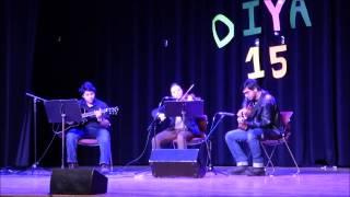 Suraj Hua Maddham Instrumental (Violin & Guitar) | Briana, Shams & Anirban | WPI Diya