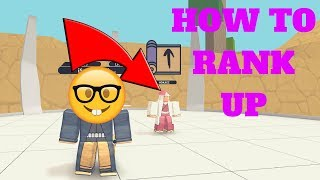 NRPG: BEYOND| HOW TO RANK UP/ PRESTIGE!!! [ROBLOX]