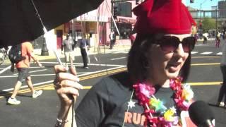 Chinatown: Chicago Marathon Spectators Discuss the Race
