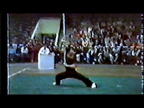 【武術】1984 男子棍術 (2/5) / 【Wushu】1984 Men Gunshu (2/5)