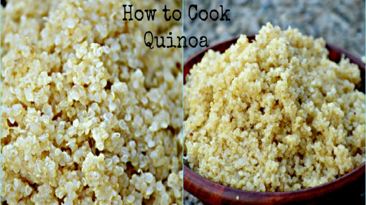 How To Cook Perfect Quinoa  How To Make Perfect Quinoa Every Time