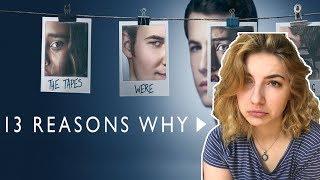 Meine Reaktion zu 13 Reasons why season 2 :o  | Lottie Marie