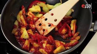 Китайский кисло-сладкий овощной соус без добавления соевого соуса / Илья Лазерсон / Обед безбрачия