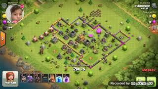 Reagindo a meu primo jogando clash of clans #2 (REACT)