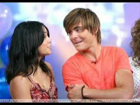 When You Look Me In The Eyes - Zac & Vanessa