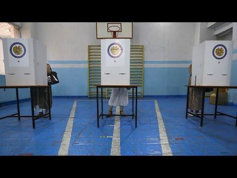 На выборах в Армении лидирует партия Пашиняна