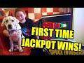 Winning CRAZY Arcade Game Jackpots! INSANE Arcade Jackpot Wins at Nickel Mania Arcade! | TeamCC