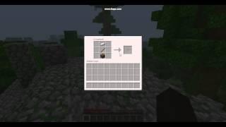 minecraft:как сделать крюк.