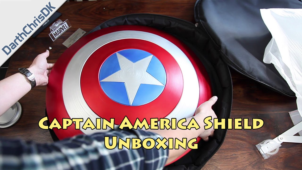 unboxing captain america shield official prop replica efx collectibles youtube unboxing captain america shield official prop replica efx collectibles