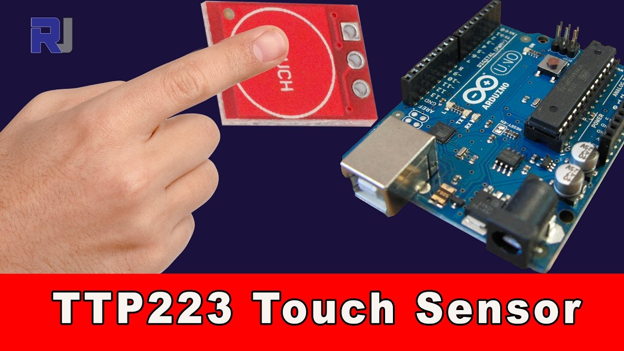 how to use ttp223 capacitive touch arduino module youtubehow to use ttp223 capacitive touch arduino module