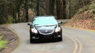 Test Drive Of The Buick Regal Turbo