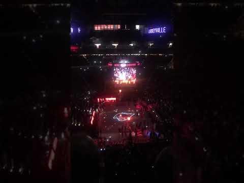 #16 Louisville vs #2 Duke intro Mp3