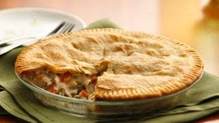 Easy Recipes For Chicken Pot Pie