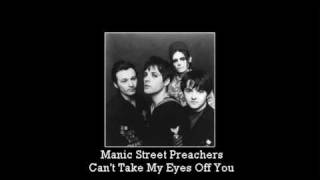 Just the Manics cover of Can't Take My Eyes Off You, from the Austr...
