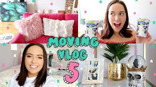 MOVING VLOG 5 : It's FINALLY Coming Together!